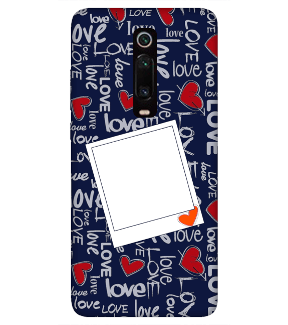 Love All Around Back Cover for Xiaomi Redmi K20 and K20 Pro