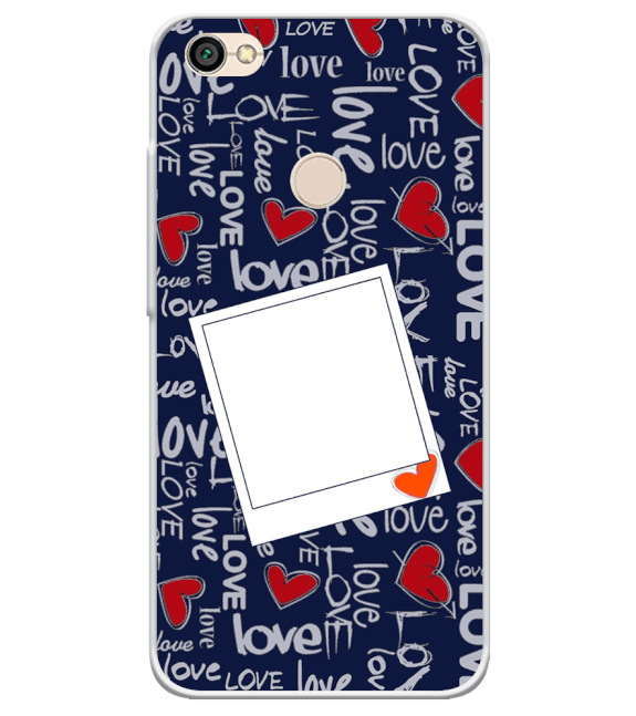 Love All Around Back Cover for Xiaomi Redmi Y1