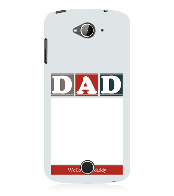 Love Dad Back Cover for Acer Liquid Zade 530