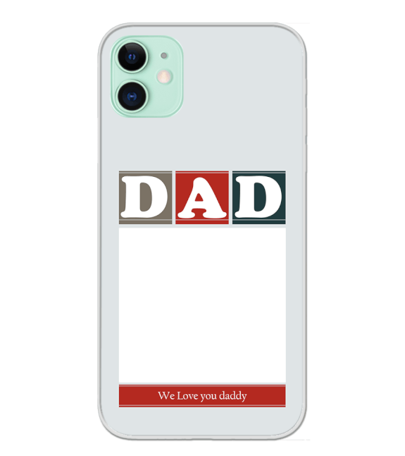 Love Dad Back Cover for Apple iPhone 11