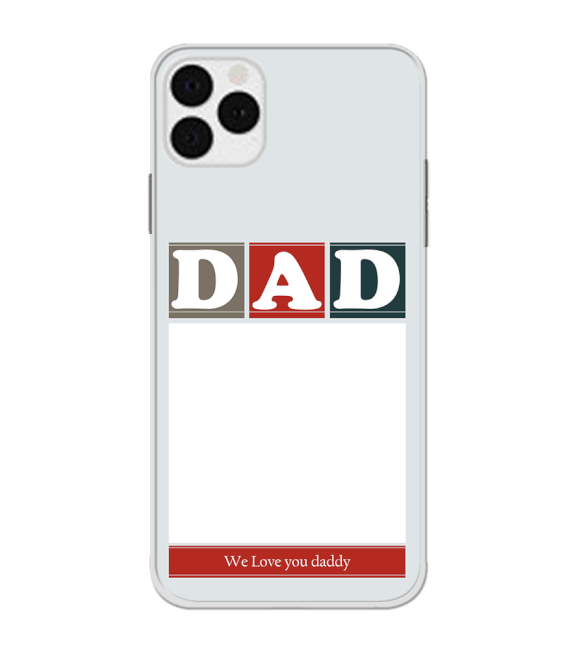Love Dad Back Cover for Apple iPhone 11 Pro
