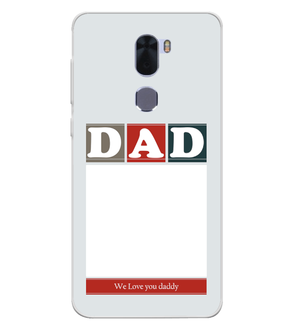 Love Dad Back Cover for Coolpad Cool 1