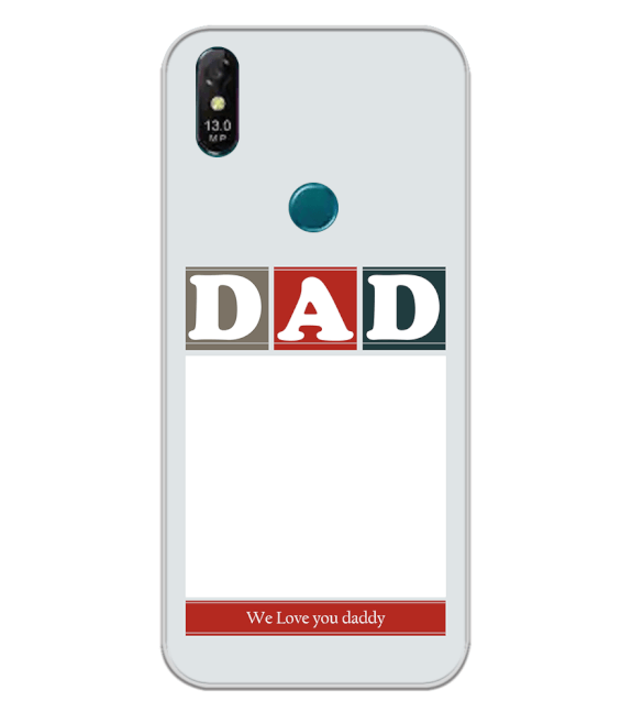 Love Dad Back Cover for Coolpad Cool 3 Plus