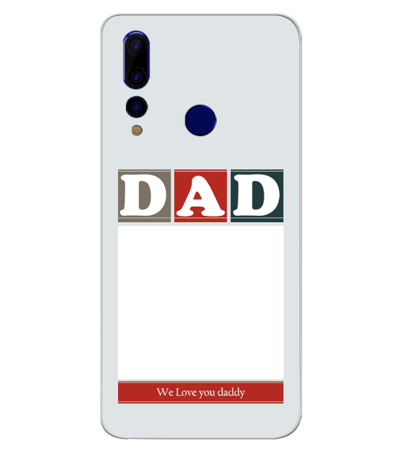 Love Dad Back Cover for HTC Wildfire X