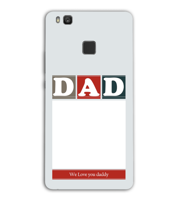 Love Dad Back Cover for Huawei Honor 8 Smart