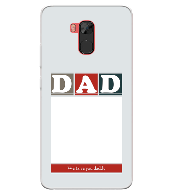 Love Dad Back Cover for Infinix Note 5 Stylus