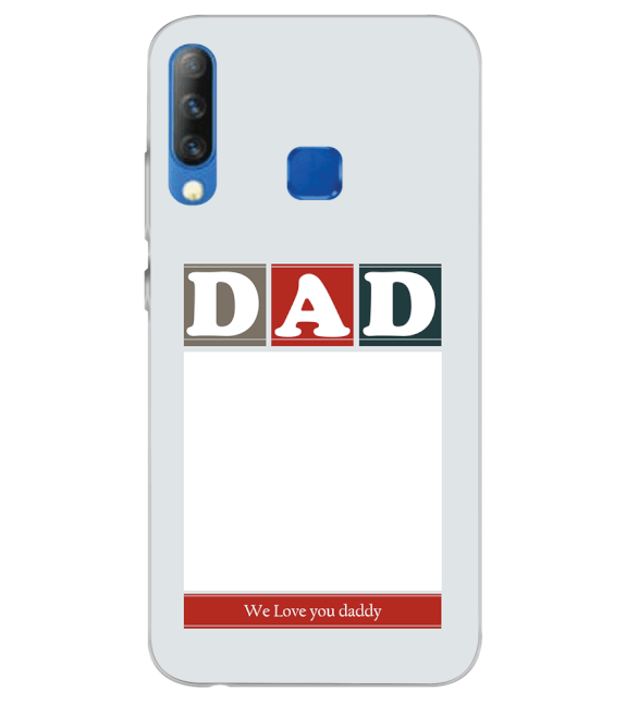 Love Dad Back Cover for Infinix S4