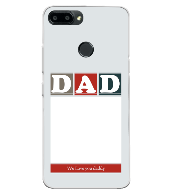 Love Dad Back Cover for Itel A45