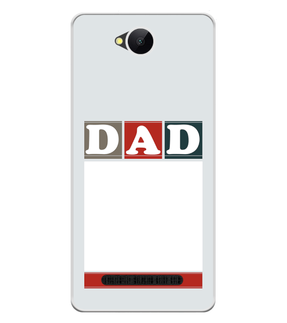 Love Dad Back Cover for Karbonn A45 Indian