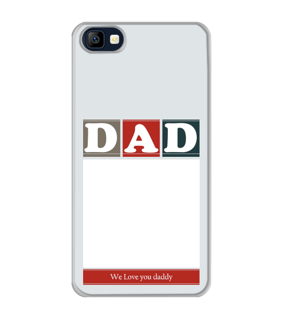 Love Dad Back Cover for Karbonn K9 Smart Selfie