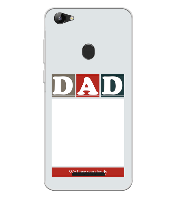 Love Dad Back Cover for Lava Z81