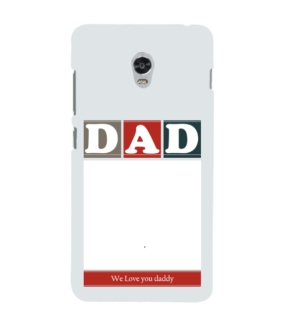 Love Dad Back Cover for Lenovo Vibe P1
