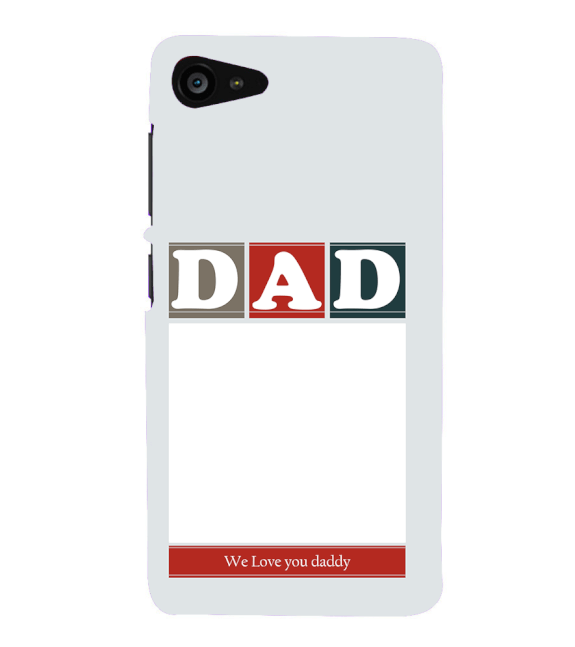 Love Dad Back Cover for Lenovo ZUK Z2