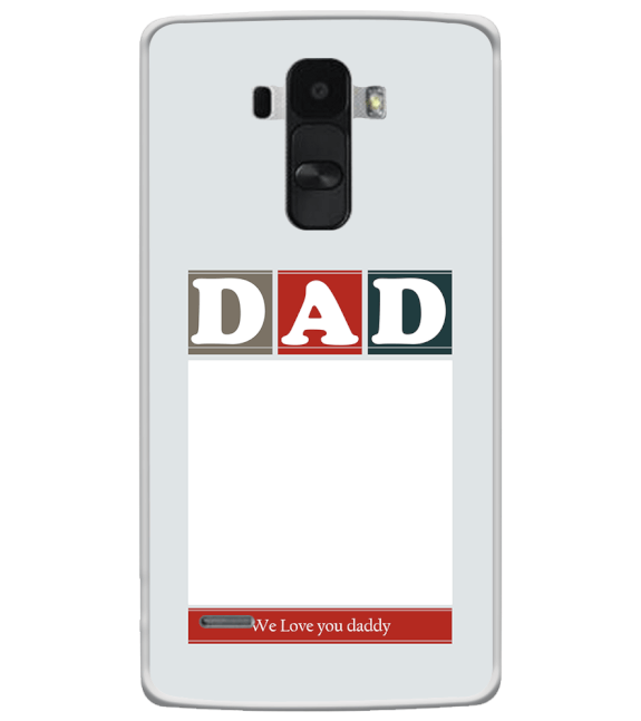 Love Dad Back Cover for LG G4 Stylus