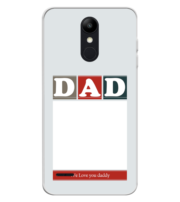 Love Dad Back Cover for LG K9
