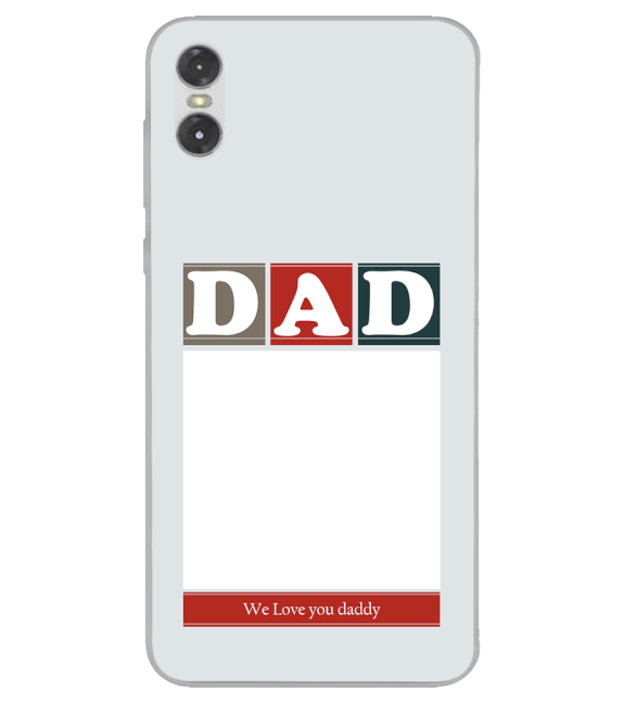 Love Dad Back Cover for Motorola One (P30 Play)