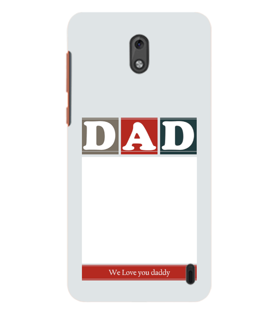 Love Dad Back Cover for Nokia 2