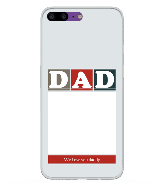 Love Dad Back Cover for OnePlus 5