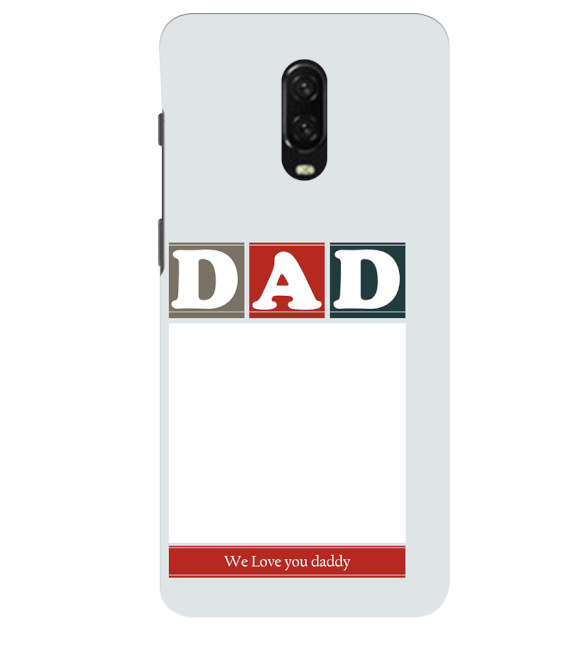 Love Dad Back Cover for OnePlus 6T