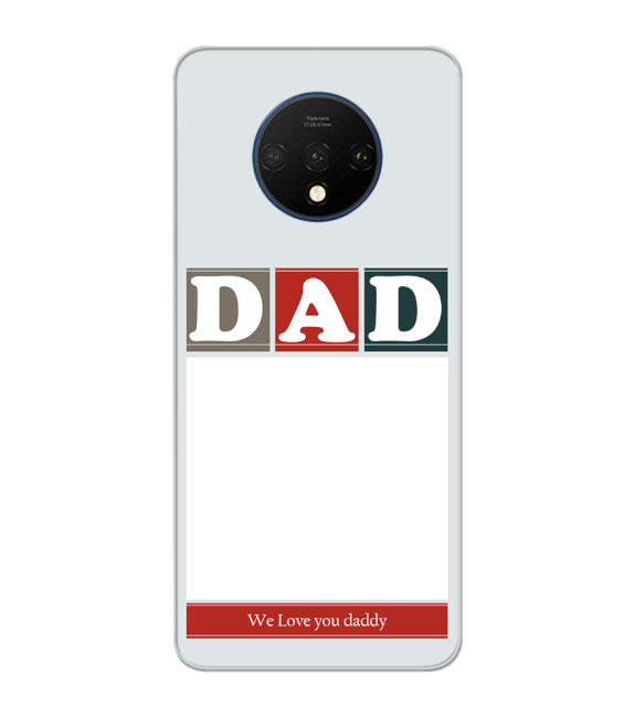 Love Dad Back Cover for OnePlus 7T