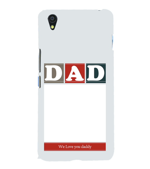 Love Dad Back Cover for OnePlus X