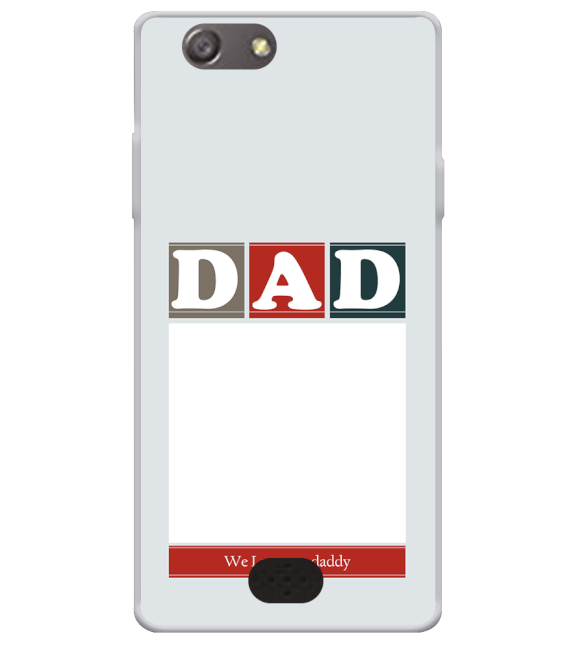 Love Dad Back Cover for Oppo Neo 5