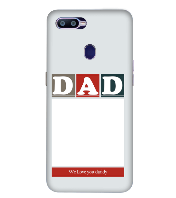 Love Dad Back Cover for Oppo R15 Pro