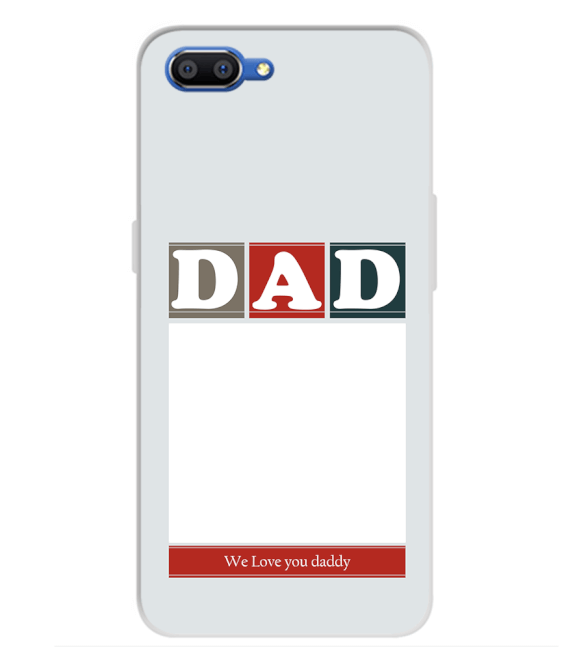 Love Dad Back Cover for Realme C1 (2019)