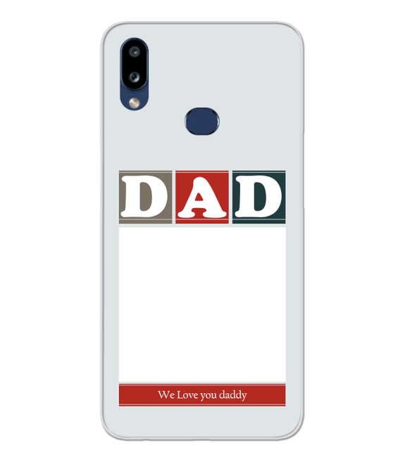Love Dad Back Cover for Samsung Galaxy A10s