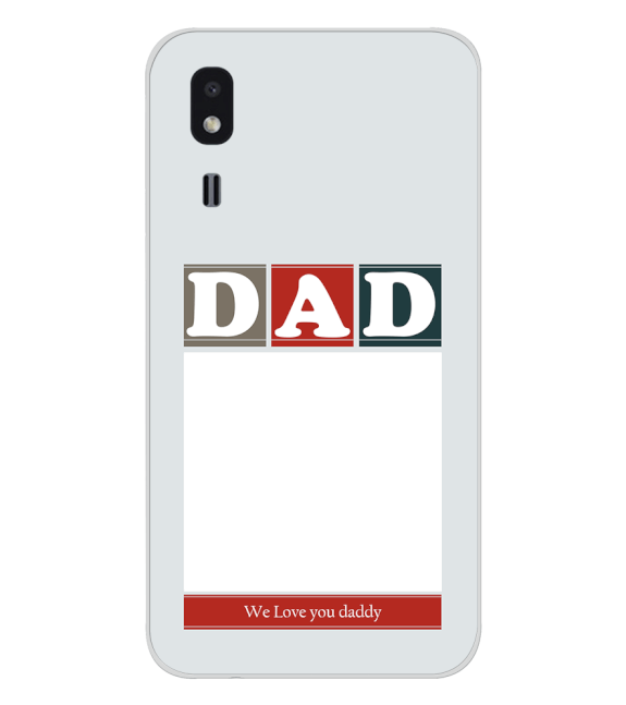 Love Dad Back Cover for Samsung Galaxy A2 Core
