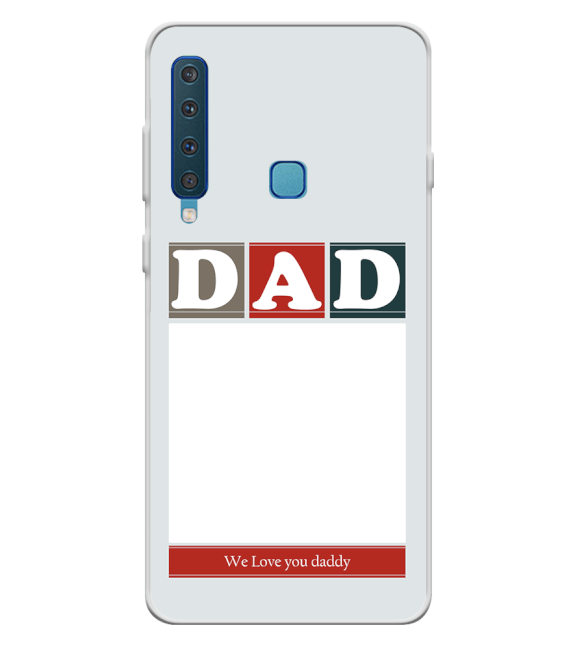 Love Dad Back Cover for Samsung Galaxy A9 (2018)