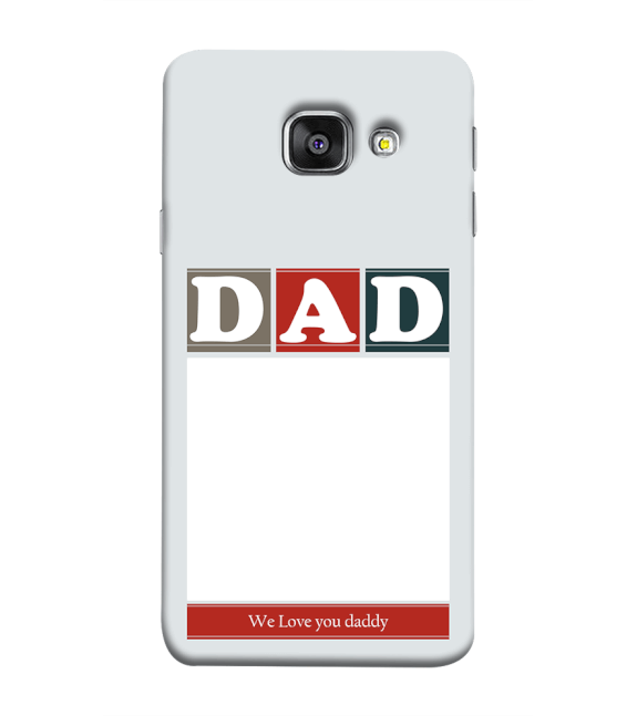 Love Dad Back Cover for Samsung Galaxy A9 Pro