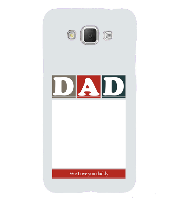 Love Dad Back Cover for Samsung Galaxy Grand Max G720