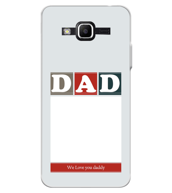 Love Dad Back Cover for Samsung Galaxy J2 Ace