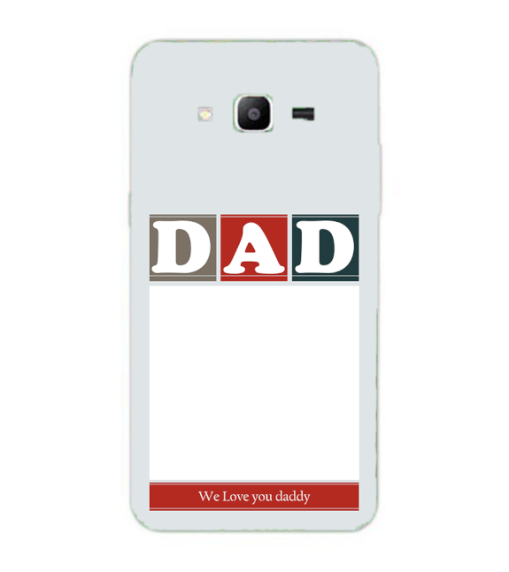 Love Dad Back Cover for Samsung Galaxy J2 Prime