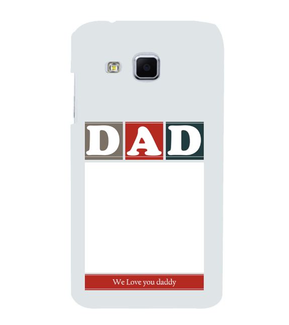 Love Dad Back Cover for Samsung Galaxy J3