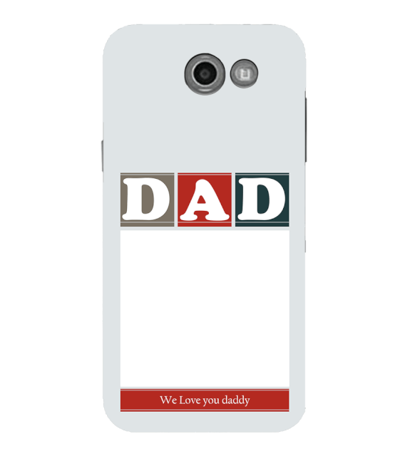 Love Dad Back Cover for Samsung Galaxy J7 (2017)