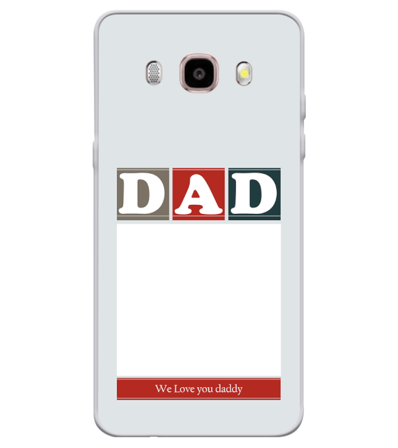Love Dad Back Cover for Samsung Galaxy J7 (6) 2016 : Galaxy On 8