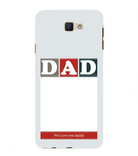 Love Dad Back Cover for Samsung Galaxy J7 Prime (2016)