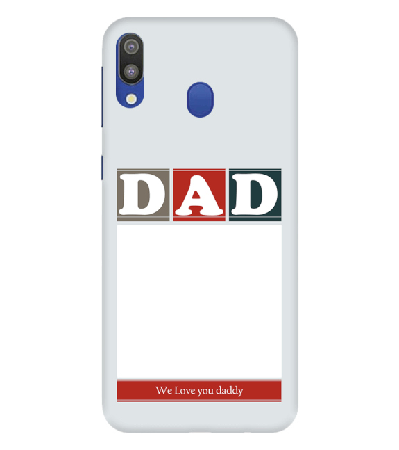 Love Dad Back Cover for Samsung Galaxy M20