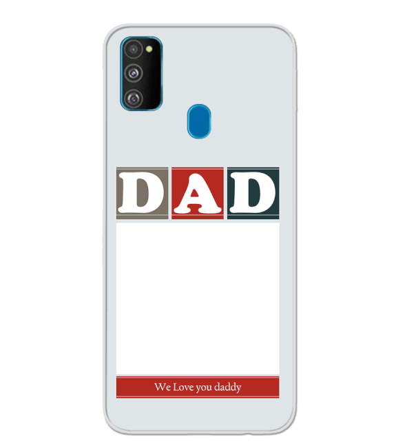 Love Dad Back Cover for Samsung Galaxy M30s