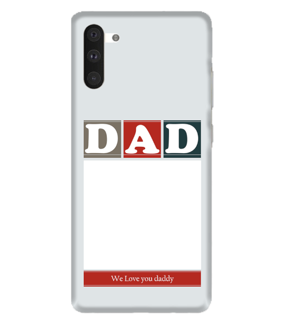 Love Dad Back Cover for Samsung Galaxy Note 10