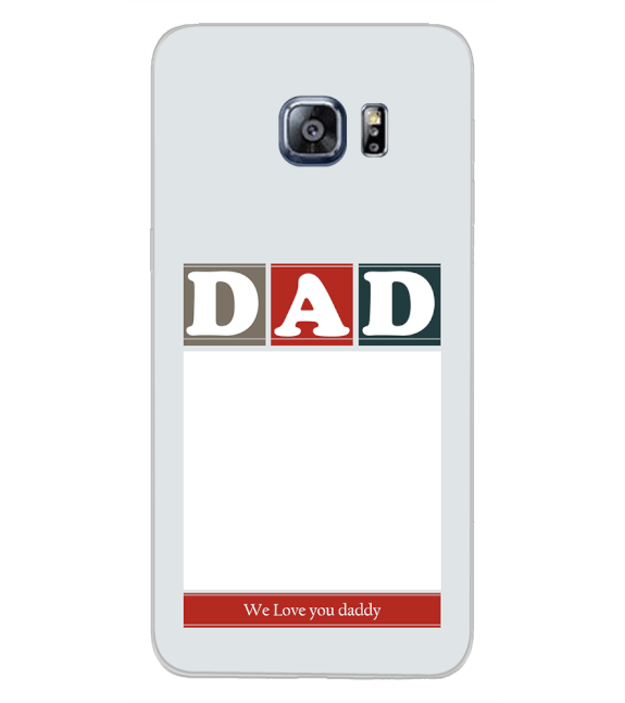 Love Dad Back Cover for Samsung Galaxy S6 Edge