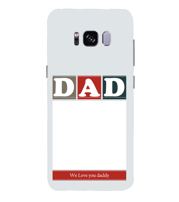 Love Dad Back Cover for Samsung Galaxy S8