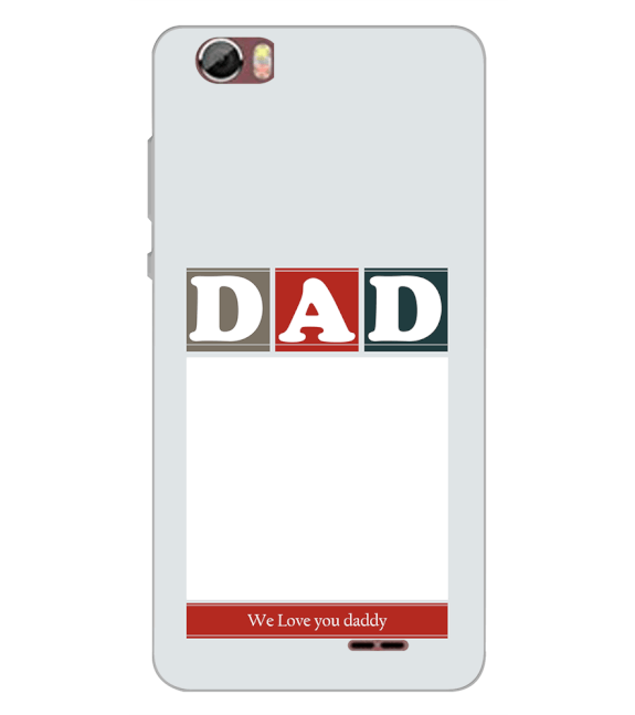 Love Dad Back Cover for Sansui Horizon 2