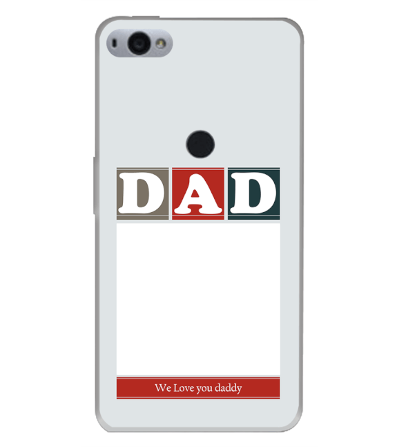 Love Dad Back Cover for Smartron SRT Phone