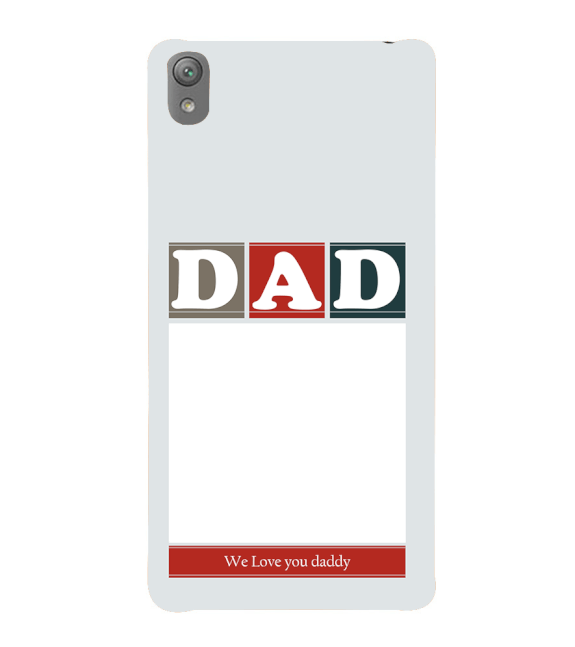 Love Dad Back Cover for Sony Xperia E5