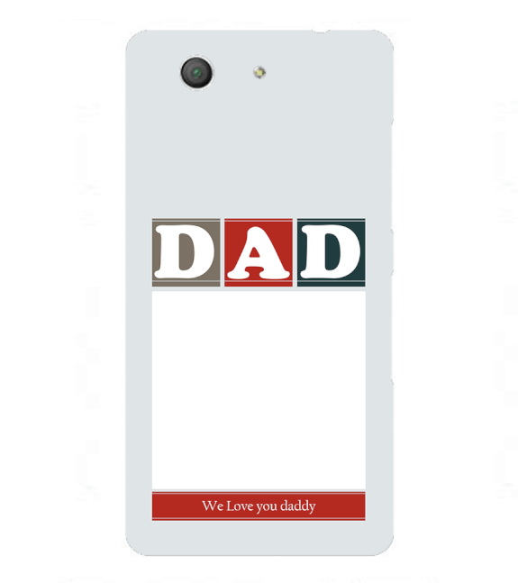 Love Dad Back Cover for Sony Xperia Z3+ and Xperia Z4