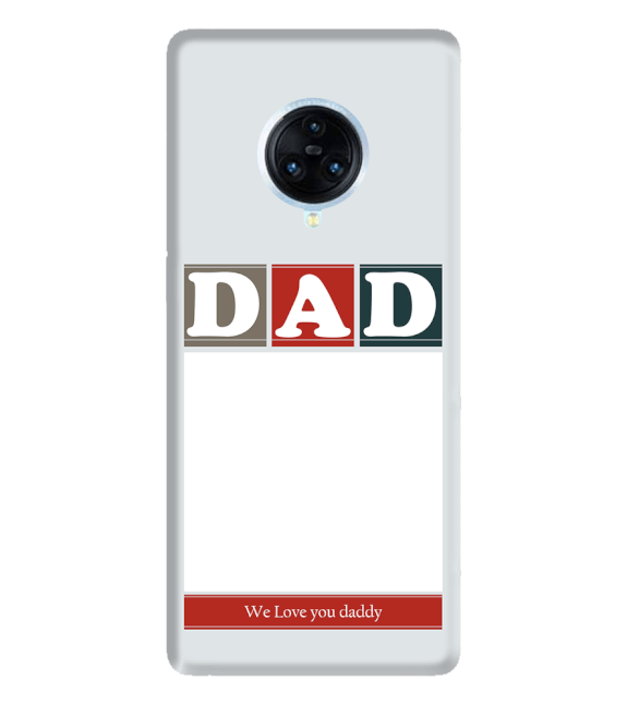 Love Dad Back Cover for Vivo NEX 3