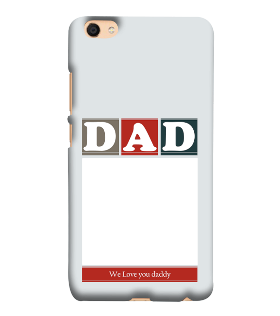 Love Dad Back Cover for Vivo V5 : V5s